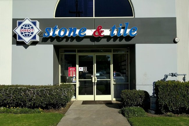 Direct Stone and Tile Los Angeles Stone and Tile Showroom